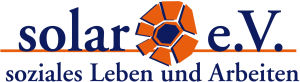 solar e.V. Logo