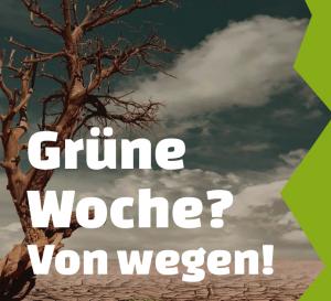 Open Space & Aktionstraining zur Grünen Woche